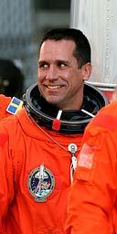 Nasa astronaut Bill Oefelein