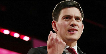 David Miliband, who has reiterated his reluctance to challenge Gordon Brown, despite a crop of polls showing popular support drifting away from the chancellor
