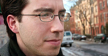 Novelist Jonathan Safran Foer, named among the hottest new US writers