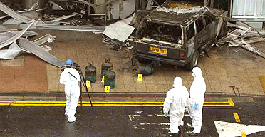 2007 Glasgow Airport attack