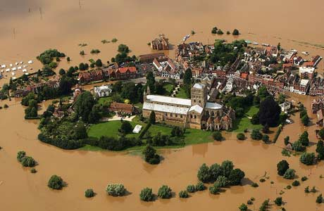 2007 UK Floods