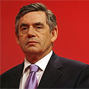 Gordon Brown, Labour party conference 2007