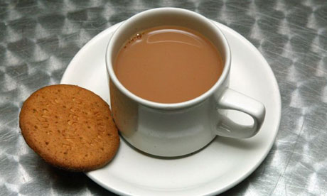 Hot drinks encourage warmer feelings | Science | The Guardian