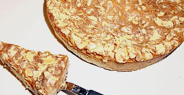 Flour Power City apple and almond tart | Life and style | The Guardian ...