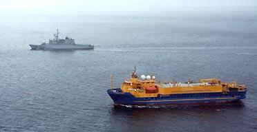 Australian ship to track Japanese whaling
