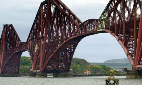 Now the Firth of Forth is to get another crossing, a new bridge that is