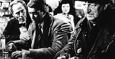 James Stewart starring in the film It's A Wonderful Life.