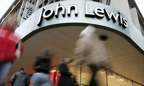 John Lewis store on Oxford Street