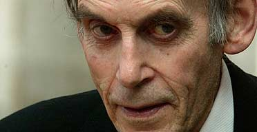 Jeremy Thorpe in 2003