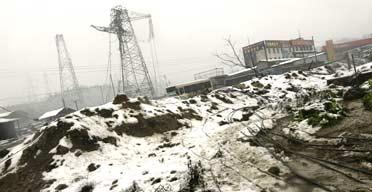 China power cuts