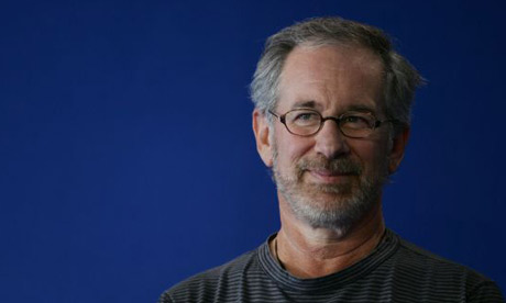 American director Steven Spielberg