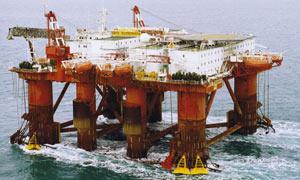 Safe Scandinavia in North Sea