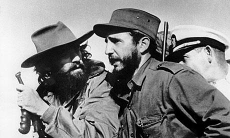 Fidel Castro in 1959.