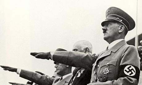 Adolf Hitler at the Berlin
