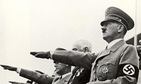 Adolf Hitler at the Berlin