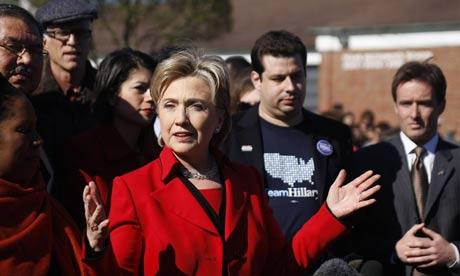 Hillary Clinton speaks in Houston, Texas