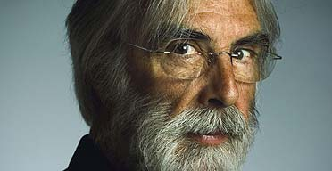 The Austrian film director Michael Haneke