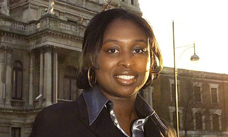 Dawn Butler, the MP for Brent South