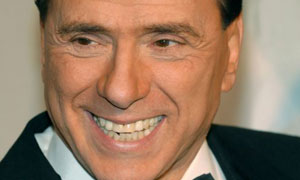 Berlusconi facelift