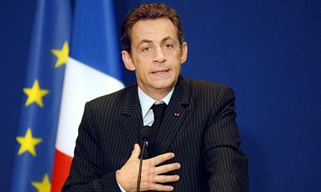 Sarkozy admite 'graves erros' da França durante genocídio de Ruanda