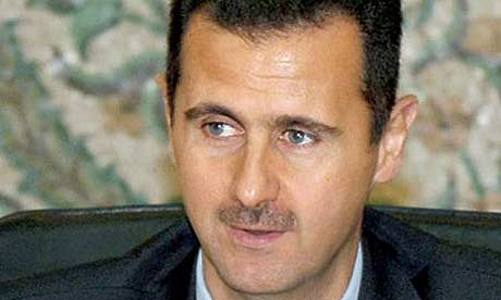 No longer the pariah President - Bashar al-Assad - profile/Peter Beaumont