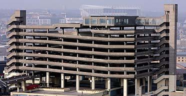 Council Car Parks In Liverpool City Centre