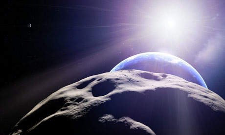 Initial calculations showed that there was a chance that the asteroid Apophis would strike Earth at its close approach on April 13 2029