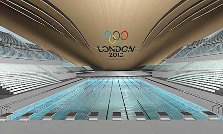 british olympic trials draft programme released - Olympic Swimming Pool 2012