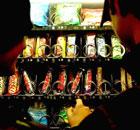 Vending machine in school