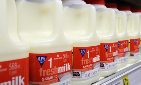 As Britons consume about 180 million pints of milk a week, campaigners claim