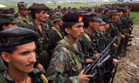 The FARC, the War and the Crisis of the State