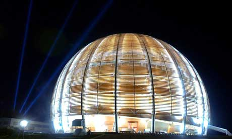 Cern: Globe of Innovation