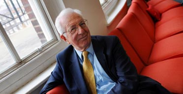 Richard Layard, the government's 'happiness tsar'. Photograph: Linda Nylind