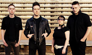 scottish band glasvegas