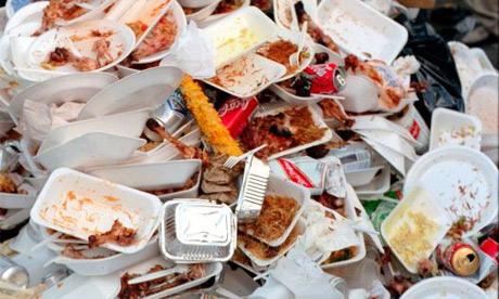 Food Waste Restaurant Paris