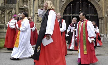 Female Bishop at the Lambeth conference