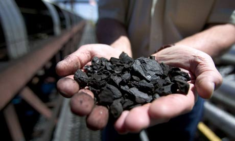 Clean coal in Gillette, Wyoming