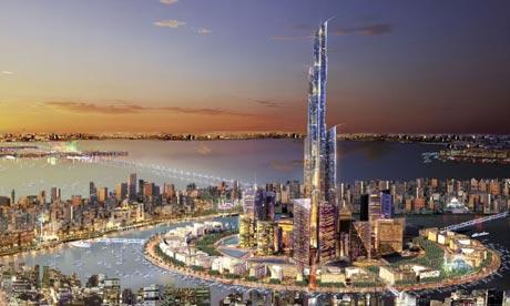 Kuwait plans new 132bn metropolis business the guardian for Home wallpaper kuwait