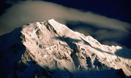 Killer Mountain in the Himalayas
