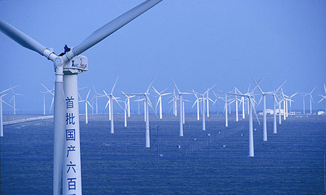 Japan, China, Brazil taking the lead on climate policy
