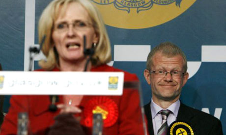 John Mason and Margaret Curran