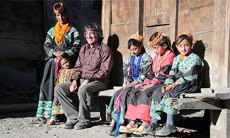 Howard Marks and the Kalash people of the Rumbur Valle