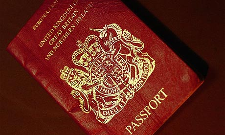 A thriving market in British passports