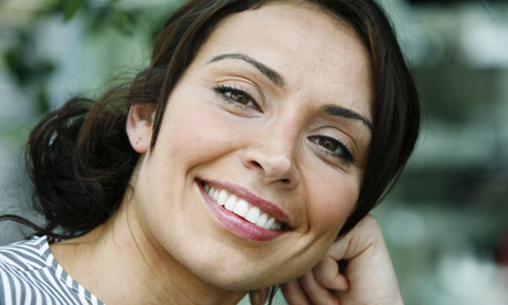 Christine Bleakley, television presenter who currently co-presents The One Show on BBC One