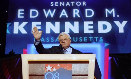 Edward Kennedy, Ted Kennedy, democratic convention
