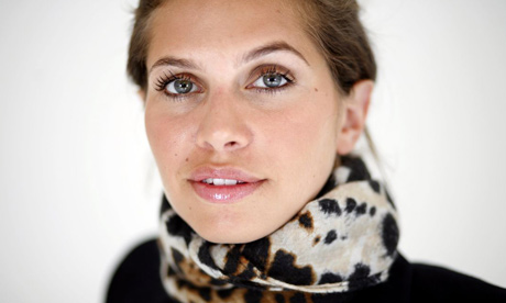 Daria Dasha Zhukova, Russian model/socialite and girlfriend of Chelsea FC owner Roman Abramovich