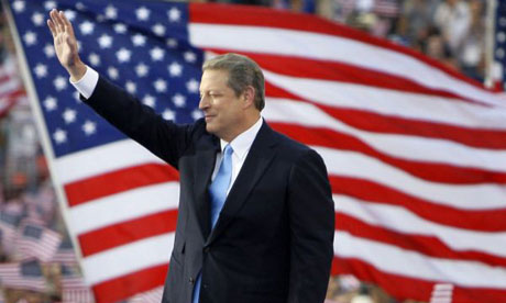 democratic convention, al gore