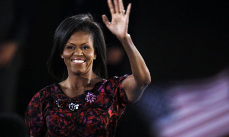 Michelle Obama, democratic convention