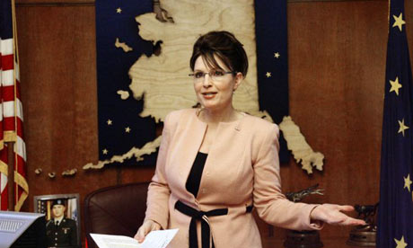 sarah palin runner. Sarah Palin, Alaska governor