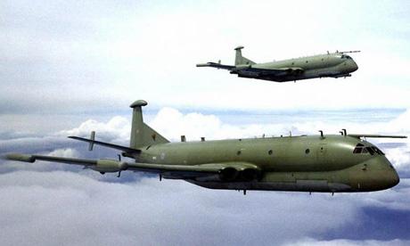 RAF Nimrod XV230